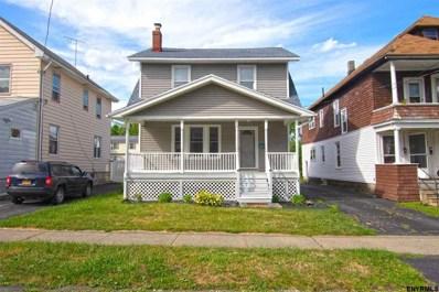 38 Glenwood Rd, Menands, NY 12204 - #: 201823974