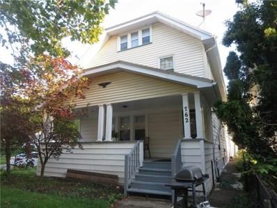 762 Grand Avenue, Rochester, NY 14609 - #: R1229471