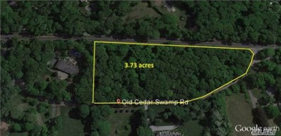 Lot 1006 Cedar Swamp Rd, Upper Brookville, NY 11545 - MLS#: 2817393