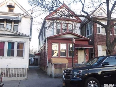 32-39 95th St, E. Elmhurst, NY 11369 - MLS#: 2824206