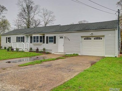 126 Royal Ave, Flanders, NY 11901 - MLS#: 2935391