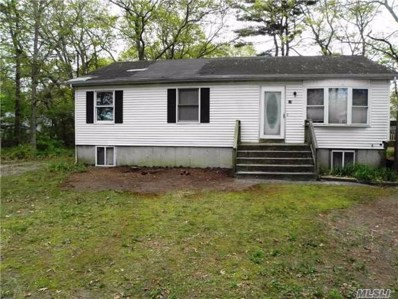 14 Franklin Ct, Mastic, NY 11950 - MLS#: 2938461
