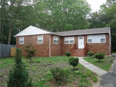 73 Homestead Dr, Coram, NY 11727 - MLS#: 2951699