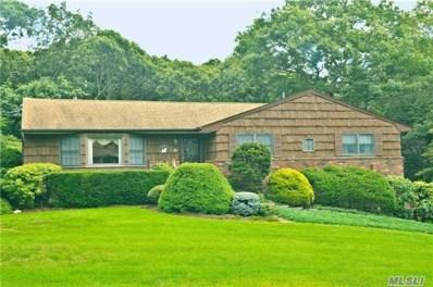 7 Stony Wood Rd, Setauket, NY 11733 - MLS#: 2963418