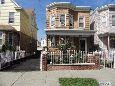 91-46 80th St, Woodhaven, NY 11421 - MLS#: 2964470