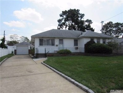 1121 Johnston Ave, Wantagh, NY 11793 - MLS#: 2969232