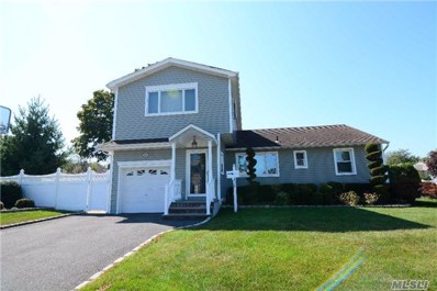 826 Shakespeare Pl, East Meadow, NY 11554 - MLS#: 2972041