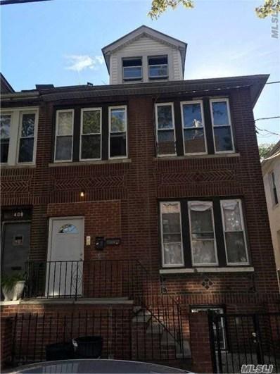 406 E 94th St, Brooklyn, NY 11212 - MLS#: 2973267