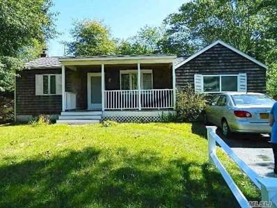 149 Springville Rd, Hampton Bays, NY 11946 - MLS#: 2973432