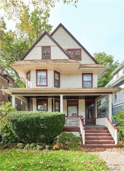 466 Argyle Rd, Brooklyn, NY 11218 - MLS#: 2980935