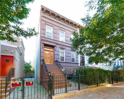228 Bainbridge St, Brooklyn, NY 11233 - MLS#: 2982267