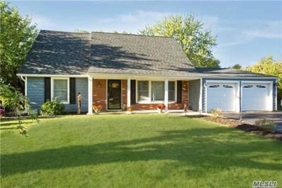 35 Strathmore Villa Dr, S. Setauket, NY 11720 - MLS#: 2982384