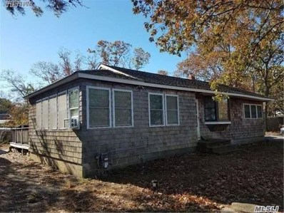 63 Laurel Ave, Flanders, NY 11901 - MLS#: 2985070
