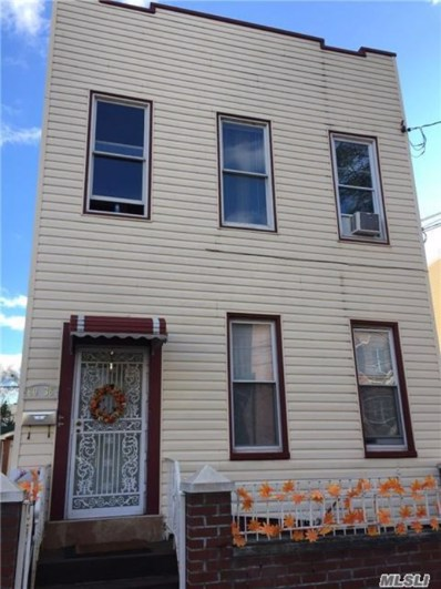 60-36 Menahan St, Ridgewood, NY 11385 - MLS#: 2985169