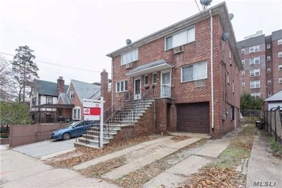 67-22 Burns St, Forest Hills, NY 11375 - MLS#: 2986797