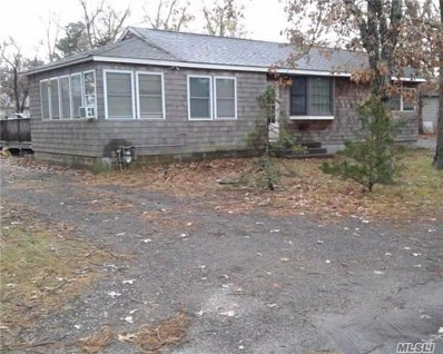 63 Laurel Ave, Flanders, NY 11901 - MLS#: 2987362