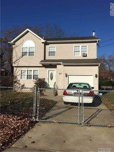 103 Commonwealth Dr, Wyandanch, NY 11798 - MLS#: 2987859