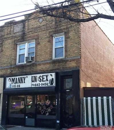 115-08 Rockaway Blvd, S. Ozone Park, NY 11420 - MLS#: 2991407