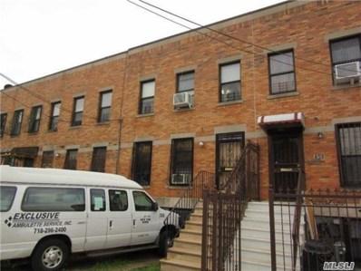 460 Evergreen Ave, Brooklyn, NY 11221 - MLS#: 2995442