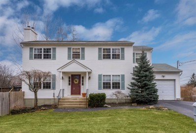 28 Oakcrest Ave, Farmingville, NY 11738 - MLS#: 2997237