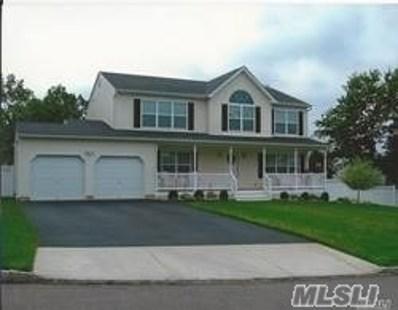257 Magnolia Dr, Selden, NY 11784 - MLS#: 2998054