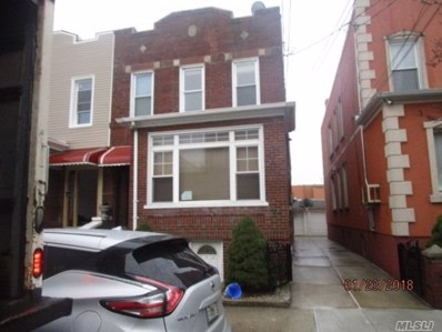 78-18 68th Rd, Middle Village, NY 11379 - MLS#: 2999339