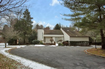 7 Pound Hollow Rd, Old Brookville, NY 11545 - MLS#: 2999694