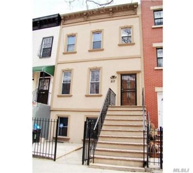 217 Stuyvesant Ave, Brooklyn, NY 11221 - MLS#: 3002041