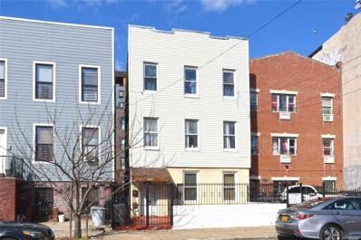 101 Suydam St, Brooklyn, NY 11221 - MLS#: 3003303