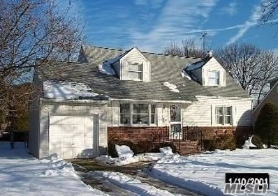 275 Green Valley Rd, East Meadow, NY 11554 - MLS#: 3004144