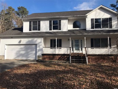 363 Weeks Ave, Manorville, NY 11949 - MLS#: 3004221