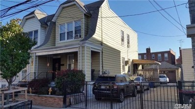 78-18 68th Ave, Middle Village, NY 11379 - MLS#: 3007995