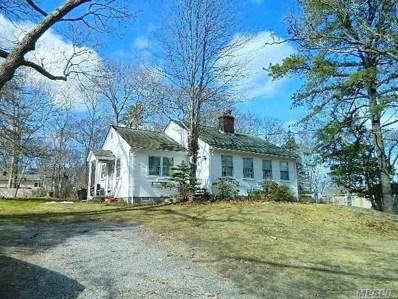 3 Squires Pond Rd, Hampton Bays, NY 11946 - MLS#: 3010832