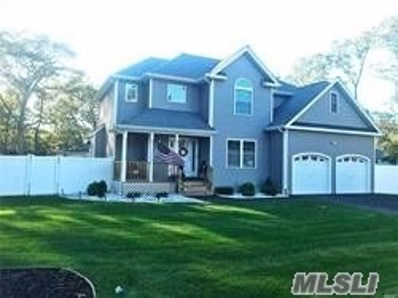 500 Weeks Ave, Manorville, NY 11949 - MLS#: 3014526
