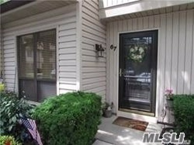 *67 Stanford Ct, Wantagh, NY 11793 - MLS#: 3017649