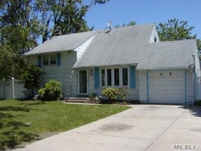 48 Tenety Ave, Lindenhurst, NY 11757 - MLS#: 3020355