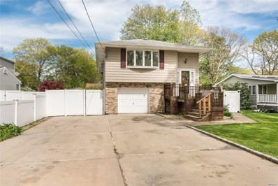 219 Peekskill Ave, Medford, NY 11763 - MLS#: 3025647