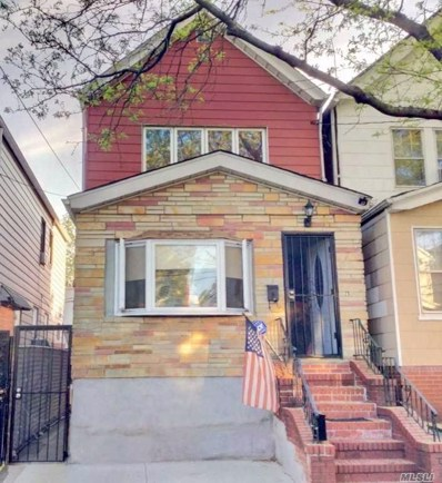 86-18 77 St, Woodhaven, NY 11421 - MLS#: 3027559