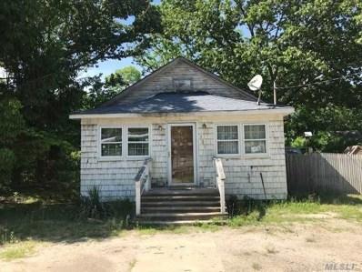 361 Mooney Pond Rd, Selden, NY 11784 - MLS#: 3028577