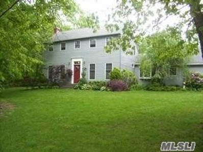 5 Doe Run, Manorville, NY 11949 - MLS#: 3029489