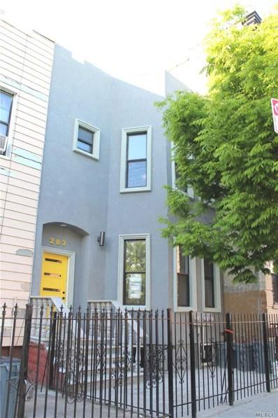 283 Cornelia St, Brooklyn, NY 11221 - MLS#: 3029517