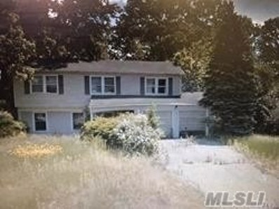 63 Wedgewood Dr, Coram, NY 11727 - MLS#: 3031176