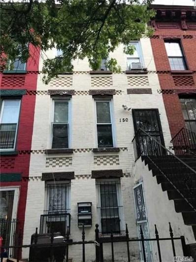 150 Mac Dougal St, Brooklyn, NY 11233 - MLS#: 3032139