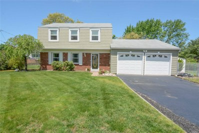3 Hale St, Coram, NY 11727 - MLS#: 3033059