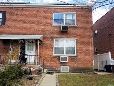 186 Brinsmade Ave, Bronx, NY 11702 - MLS#: 3033718