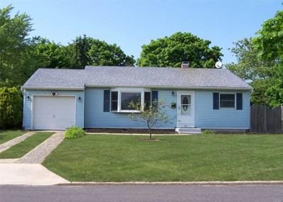116 S Circle Dr, E. Patchogue, NY 11772 - MLS#: 3034843