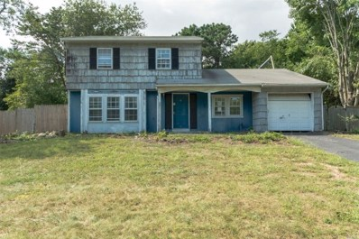 182 Wading River Hol Rd, Middle Island, NY 11953 - MLS#: 3034915