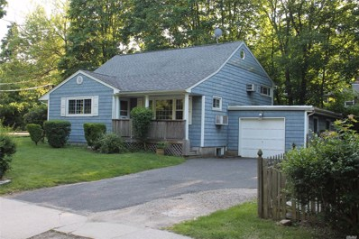 52 Gnarled Hollow Rd, Setauket, NY 11733 - MLS#: 3038023