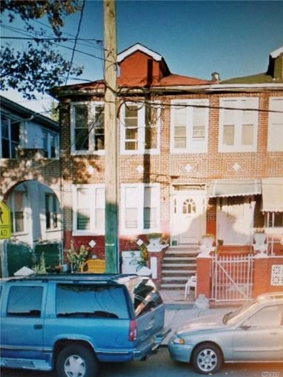 861 Saratoga Ave, Brooklyn, NY 11212 - MLS#: 3038602
