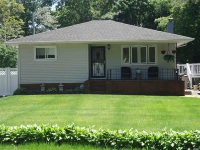 68 Norfleet Ln, Coram, NY 11727 - MLS#: 3038930